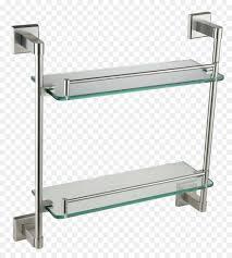 regal handtuch glas badezimmer regal glasböden png