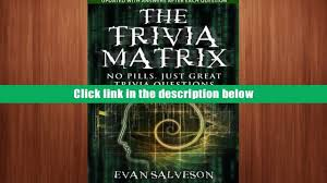 Uncle Johns Bathroom Reader Pdf by Free Download The Trivia Matrix Evan Salveson For Ipad Video
