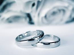 Wedding Rings Free PPT Backgrounds For Your PowerPoint Templates