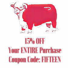 Enjoy 15% OFF And FREE SHIPPING On Your... - Lazy J Ranch ...