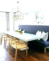 Dining Settee Bench Table With Sofa