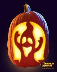 Pumpkin Masters Carving Patterns by Surprised Pumpkin Carving Stencil Free Pdf Pattern To Download