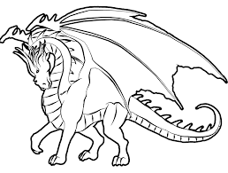 Great Dragons Coloring Pages Pefect Color Book Design Ideas