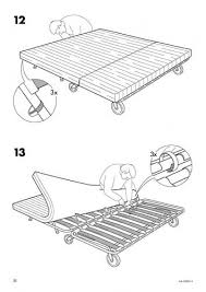 Balkarp Sofa Bed Assembly Instructions by Ikea Futon Assembly Instructions Roselawnlutheran