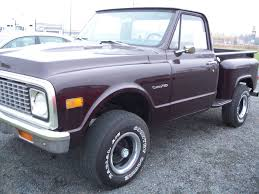 Central Sales Classics - Chevrolet| Automobiles 1972 Chevy K20 4x4 34 Ton C10 C20 Gmc Pickup Fuel Injected The Duke Is A 72 C50 Transformed Into One Bad Work Chevrolet Blazer K5 Is Vintage Truck You Need To Buy Right 4x4 Trucks Chevy Dually C30 Tow Hog Ls1tech Camaro And Febird 3 4 Big Block C10 Classic Cars For Sale Michigan Muscle Old Lifted Ford Matt S Cool Things Pinterest Types Of 1971 Custom 10 Orange 350 Motor Custom Camper Edition Pick Up For Youtube 1970 Cst Stunning Restoration Walk Around Start Scotts Hotrods 631987 Gmc Chassis Sctshotrods
