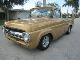 1957 Ford F-100 | Blue Oval 1957-1960