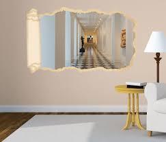 3d wandtattoo tapete flur durchgang schach muster tür durchbruch selbstklebend wandbild wandsticker wohnzimmer wand aufkleber 11o1520