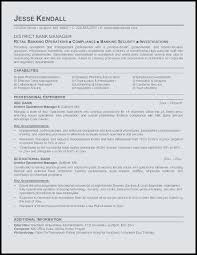 Awesome Resume Examples Banking Executive Manager Template Are Elegant Best Cv Investment