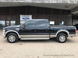 100 Used F250 Trucks For Sale 2008 D Super Duty SRW 2WD Crew Cab 172 King Ranch