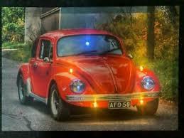 vw käfer blau led leucht bild beleuchtung wohnzimmer