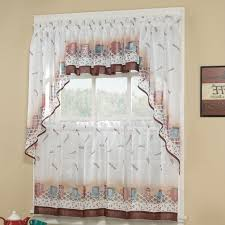 Kitchen Curtain Ideas For Large Windows by Red Kitchen Curtain Ideas Kitchen Curtain Ideas For Large Windows