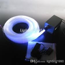 Fiber Optic Ceiling Lighting Kit by 2018 Diy Fiber Optic Star Ceiling Kit With 5w Light Source With