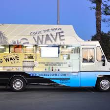 Big Wave Grill - Orange County Food Trucks - Roaming Hunger