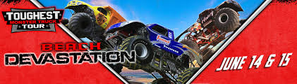 Monster Truck Beach Devastation Myrtle Beach 5 Biggest Dump Trucks In The World Red Bull Dangerous Biggest Monster Truck Ming Belaz Diecast Cstruction Insane Making A Burnout On Top Of An Old Sedan Ice Cream Bigfoot Vs Usa1 The Birth Of Madness History Gta Gaming Archive Full Throttle Trucks Amazoncom Big Wheel Beast Rc Remote Control Doors Miami Every Day Photo Hit Dirt Truck Stop For 4 Off Topic Discussions On Thefretboard