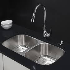 Pull Down Kitchen Faucets Brushed Nickel by Kitchen Alluring Kitchen Faucet With Sprayer For Interesting