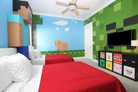 minecraft bedroom modern kinderzimmer orlando