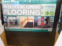 costco sale best step interlocking comfort flooring 8 pack 9 99