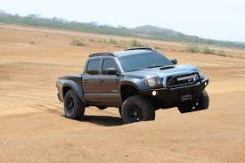 2005-2014 Toyota Tacoma TT Style Bedsides - 5.0 Bed - 6