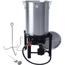 30 Qt Turkey Fryer With Spout - Walmart.com Backyard Pro 30 Quart Deluxe Turkey Fryer Kit Steamer Food Best 25 Fryer Ideas On Pinterest Deep Fry Turkey Fry Amazoncom Bayou Classic 1195ss Stainless Steel 32 Accsories Outdoor Cookers The Home Depot Ninja Kitchen System 1500 Canning Supplies Replacement Parts Outstanding 24 Basic Fried Tips Qt Cooking 10 Pot Steel Fryers Qt