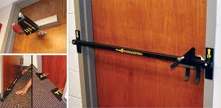 barre securite porte entree barracuda un système de blocage des portes pour empêcher les