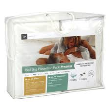 Dust Mite Bed Covers by Shop Fashion Bed Group Polyester Queen Mattress Cover With Bed Bug