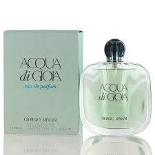 giorgio armani acqua di gioia s 3 4 ounce eau de parfum