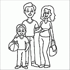 Download Coloring Pages Family