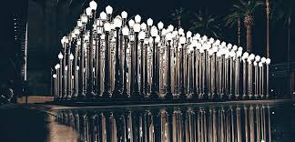 Iconic LACMA Lights Getting Extinguished for Two Months—Go Get
