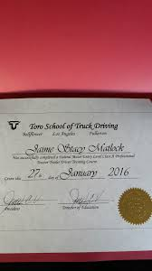 Toro School Of Truck Driving 321 W 135th St, Los Angeles, CA 90061 ...