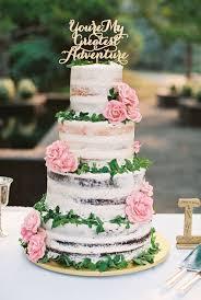 Lightly Iced Wedding Cake