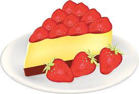 Cheesecake clipart strawberry cheesecake 2 338