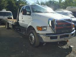 100 F650 Super Truck For Sale 3FRWX6FE6DV761336 2013 WHITE FORD SUPER On In