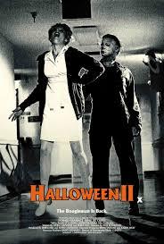 Jamie Lee Curtis Halloween 2 by Silver Ferox Design Halloween Ii Rick Rosenthal 1981