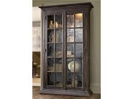 Hooker Furniture Living Room Davalle Display Cabinet Storage
