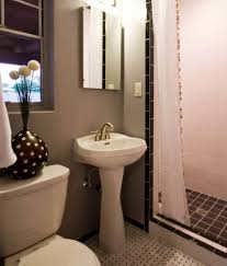 Pedestal Sinks For Small Bathrooms by Small Bathroom Vanities And Sink You Can Crunch Into Even The