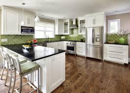 White Kitchen Design Ideas 2017 by Green And White Kitchen Ideas Kitchen And Decor