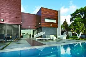 100 Sandbank Houses CONCRETE WOOD HOUSE NESTOR SANDBANK