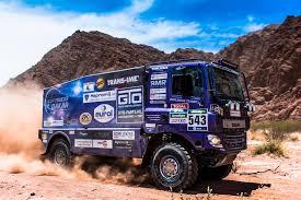 100 Dakar Truck 2017 Team Tricorp DAKAR S Expedition Truck Rally