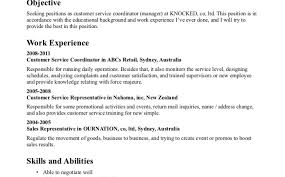 No Resume Sydney by Resume Amazing Resume Exle 14 Exles Of Resumes