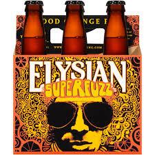 Elysian Pumpkin Ale by Elysian Seasonal Beer 6 Pack 12 Fl Oz Walmart Com