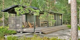une maison préfabriquée en bois de 25m pour moins de 25 000