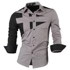 long sleeve men u0027s design fashion dress shirt men dress dress