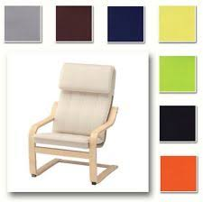 Ikea Poang Chair Cover Green by Poang Chair Cover Ebay