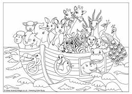 Full Size Of Coloring Pagenoah Pages Noahs Ark Colouring Page 480 0 Large