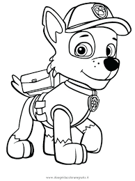 Coloring Pages Paw Patrol Printable Get Skye And Everest