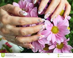 100 Nail Art 2011 Art Design Stock Image Image Of Finger Botanical 20367177