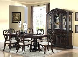Dining Set With China Cabinet Formal Room Sets Splendid Design Table