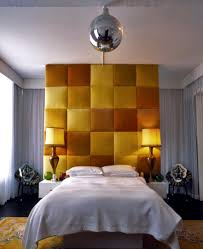 100 Interior Design High Ceilings Ceilings Upholstered Headboard In Shades Of Yellow