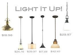 mini pendant light kit bailericead