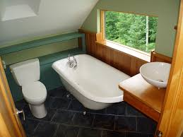 Chandelier Over Bathtub Code by Bathrooms With Slanted Ceilings Google Search House Ideas